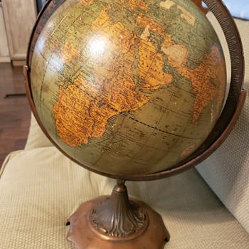 He's got the whole world! - Office
