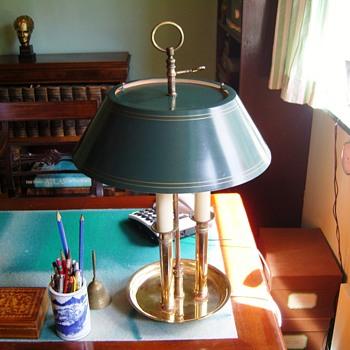 Lampe bouillotte de style empire - Lamps