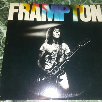 Mr. Peter Kenneth Frampton...On 33 1/3 Vinyl - Records