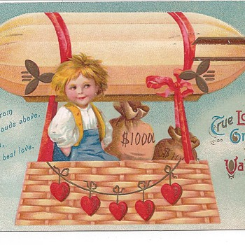 Valentines Postcard - Postcards