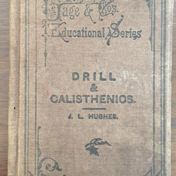 Manual of Drill and Calisthenics. - Books