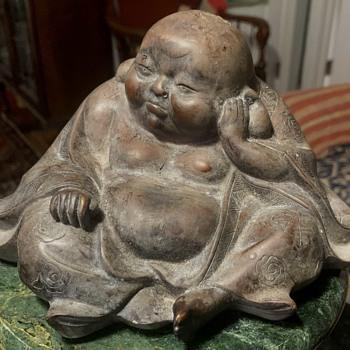 Japanese or Chinese Bronze Shunga? - Asian