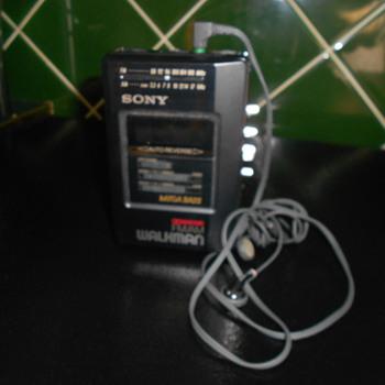 Sony Walkman.