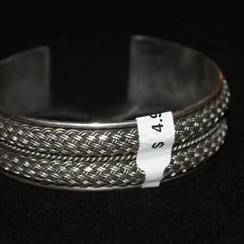 925 Cuff Bracelet - Fine Jewelry