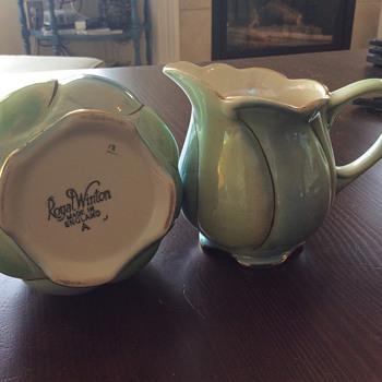 Favourite Tea Set - China and Dinnerware