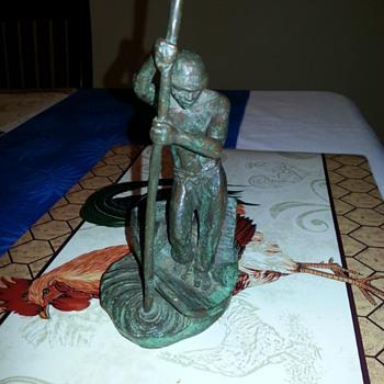 bronze sculpture ?? - Fine Art