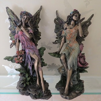 Shudehill Giftware - Resin Fairy Figurines - Figurines