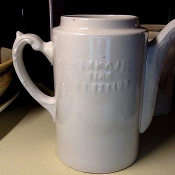 Blanke's Coffee Pot 1908