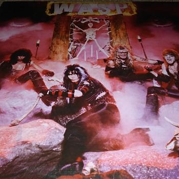 W.A.S.P. - Records