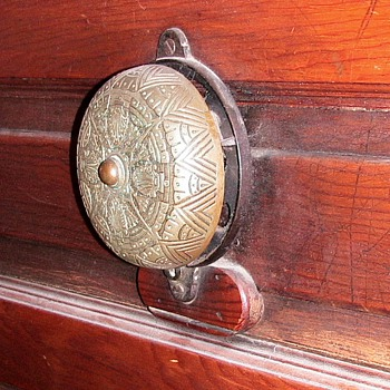 Turn of the century doorbell - Tools and Hardware