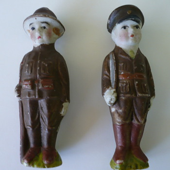 Toy Soldiers - Military and Wartime