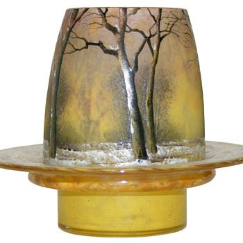 Fairy Lamps - Daum - Art Glass