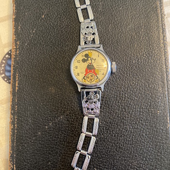 1933 Chicago World Fair Mickey Mouse watch? - Wristwatches