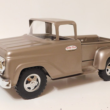 1959 Tonka Pickup Restored/Custom - Model Cars
