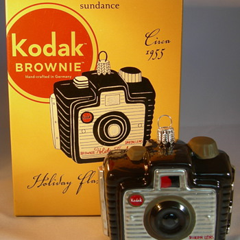 kodak brownie christmas - Cameras