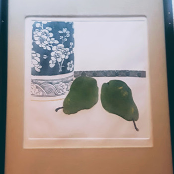 Woodblock Print by Unknown Artist, Please Help Me Identify This.  - Posters and Prints