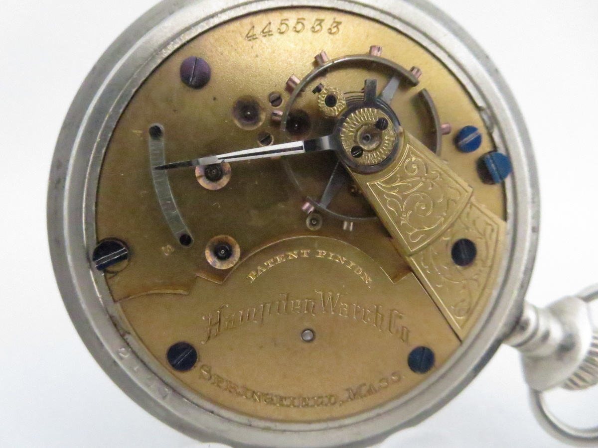 hampden watch co serial numbers