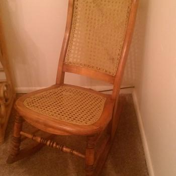 Rocking Chairs - Furniture