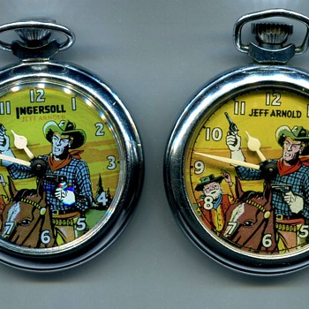 Jeff Arnold Pocket Watches - Pocket Watches