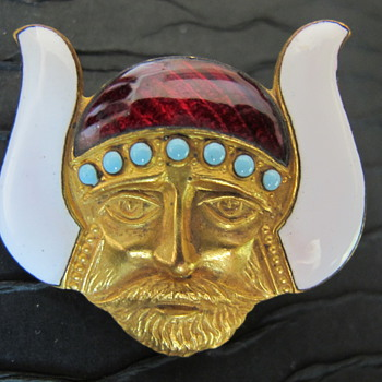 My Funny Little Viking Man - Costume Jewelry