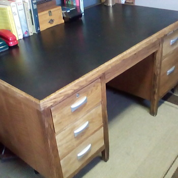 Office Desk Project 2 Complete
