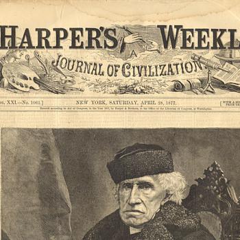 Harpers Weekly - Victorian Era