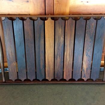 Dansk wedge wood tray