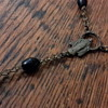 Old rosary beads
