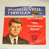 "1966 John F. Kennedy ""Presidental Profile"" Record"
