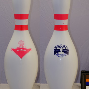 AMF Amflite II Glow & NonGlow  Bands Bowling Pins
