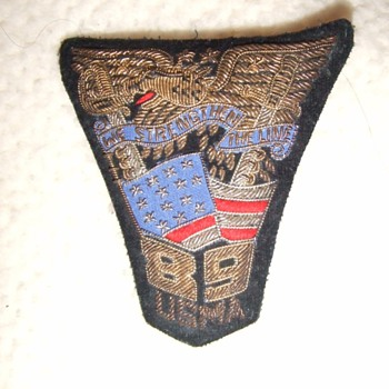 United States Military Academy Class Crest for Blazer - Military and Wartime