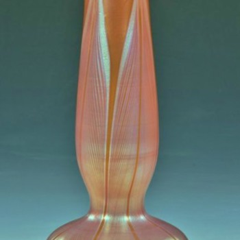 Loetz Phanomen Genre 166. - Art Glass