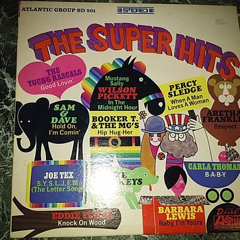 Some Super Hits!! - Records