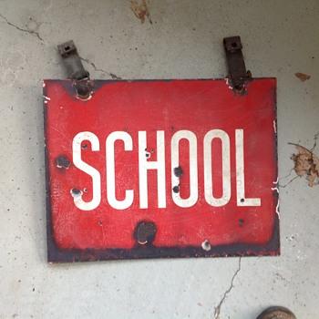 Trolley sign help... - Railroadiana