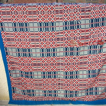 North American Indian Blanket?