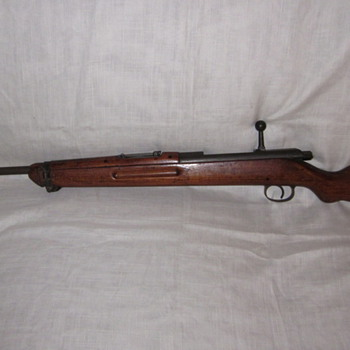 F.B. Radom 1933 Kbk.S.wz.31 Rifle - My Grandfather Brought Home From WWII - Military and Wartime