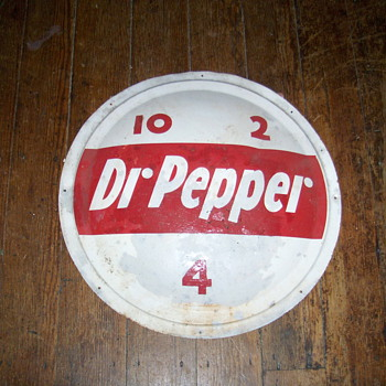 dr pepper sign 10 2 4 - Signs