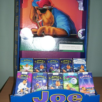 Camel Joe - Tobacciana