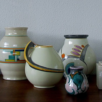 Velsen aardewerk - Pottery