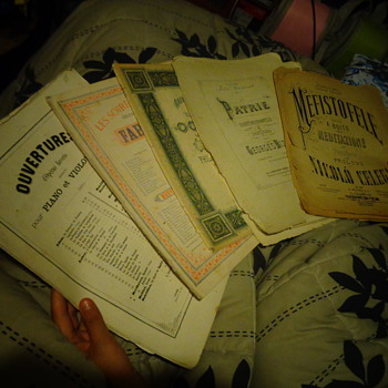 Antique Sheets