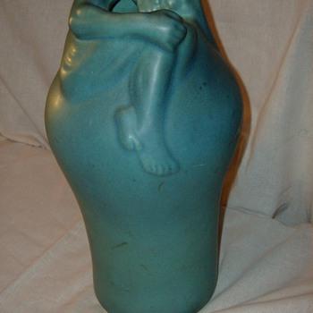 Van Briggle Despondency Lorelei - Pottery