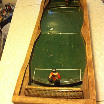 Old soccer game - Games