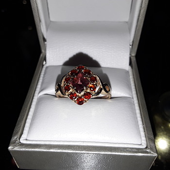 My beautiful  A3B2(SiO4)3 - Fine Jewelry