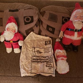 Fresh shipment of Santas! - Christmas