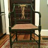 Portsmouth New Hampshire or Phildelphia Federal Armchair