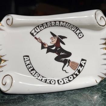 Zugarramurdiko Akelarreko Oritza - Advertising