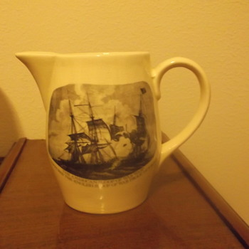 My Favorite Liverpool Ware Jug - Pottery
