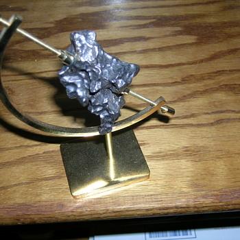 Sikhote-Alin Meteorite - Gemstones