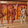 Johnny West Indian Figures With BOTW Boxes 1974