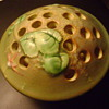 I would love to know if this flower frog is a Roseville, if not who made it? Help!!